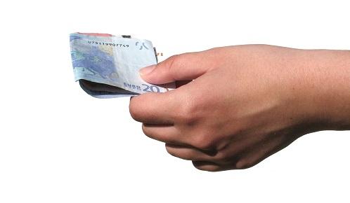 Geld geven - Bijbelstand.nl