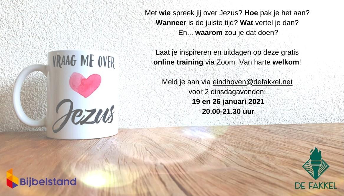 Uitnodiging Zoomtraining januari 2021 - Bijbelstand.nl